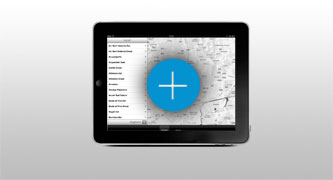 iPad B2B mobile solution